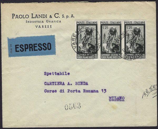 1951 Ciclismo
