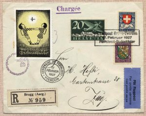 1927 Brugg-Yverdon