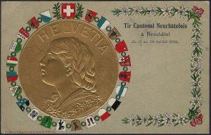 1906 cartolina postale