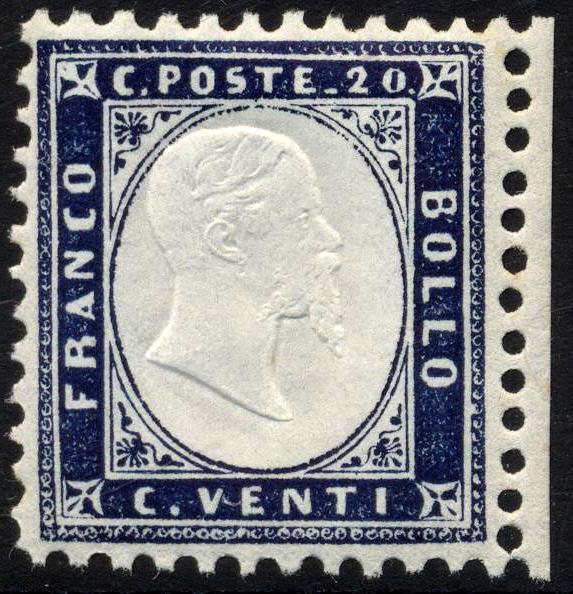 1862 20 cent.