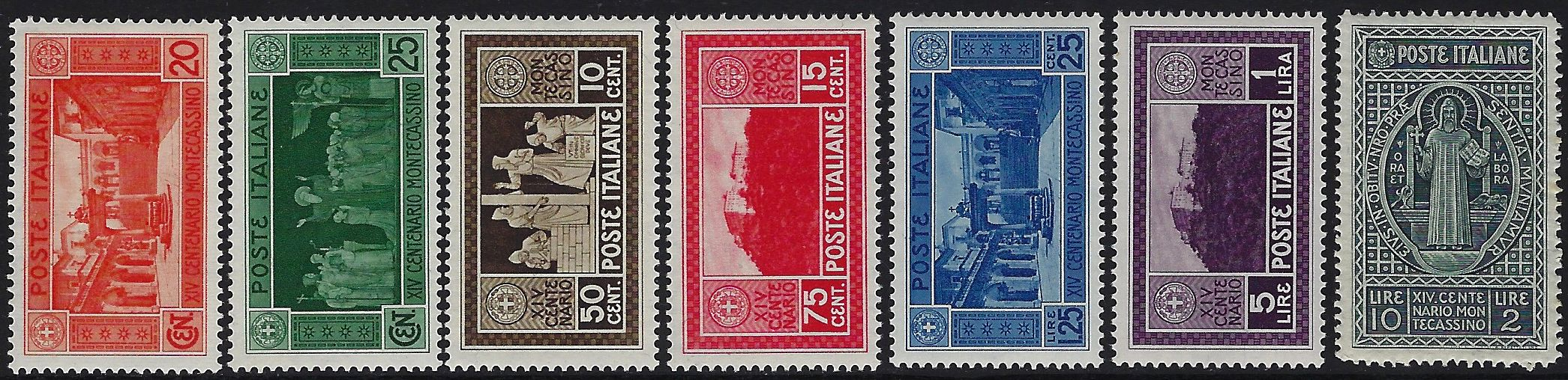 1929 Montecassino
