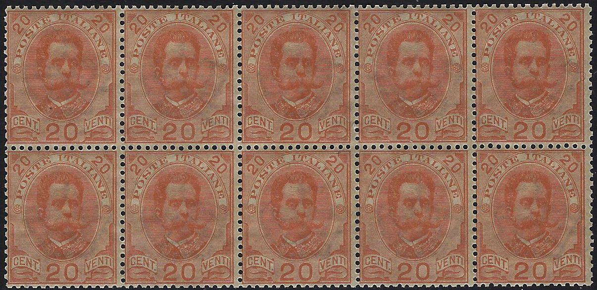 cent.20 Umberto