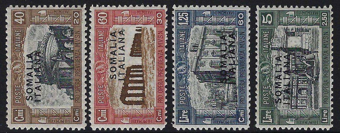 Somalia Milizia I