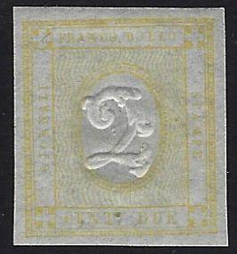 1862 cifra in rilievo