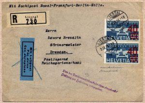 Posta Notturna 1936