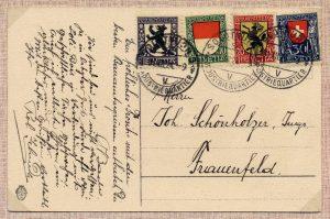 1924 PRO juventute