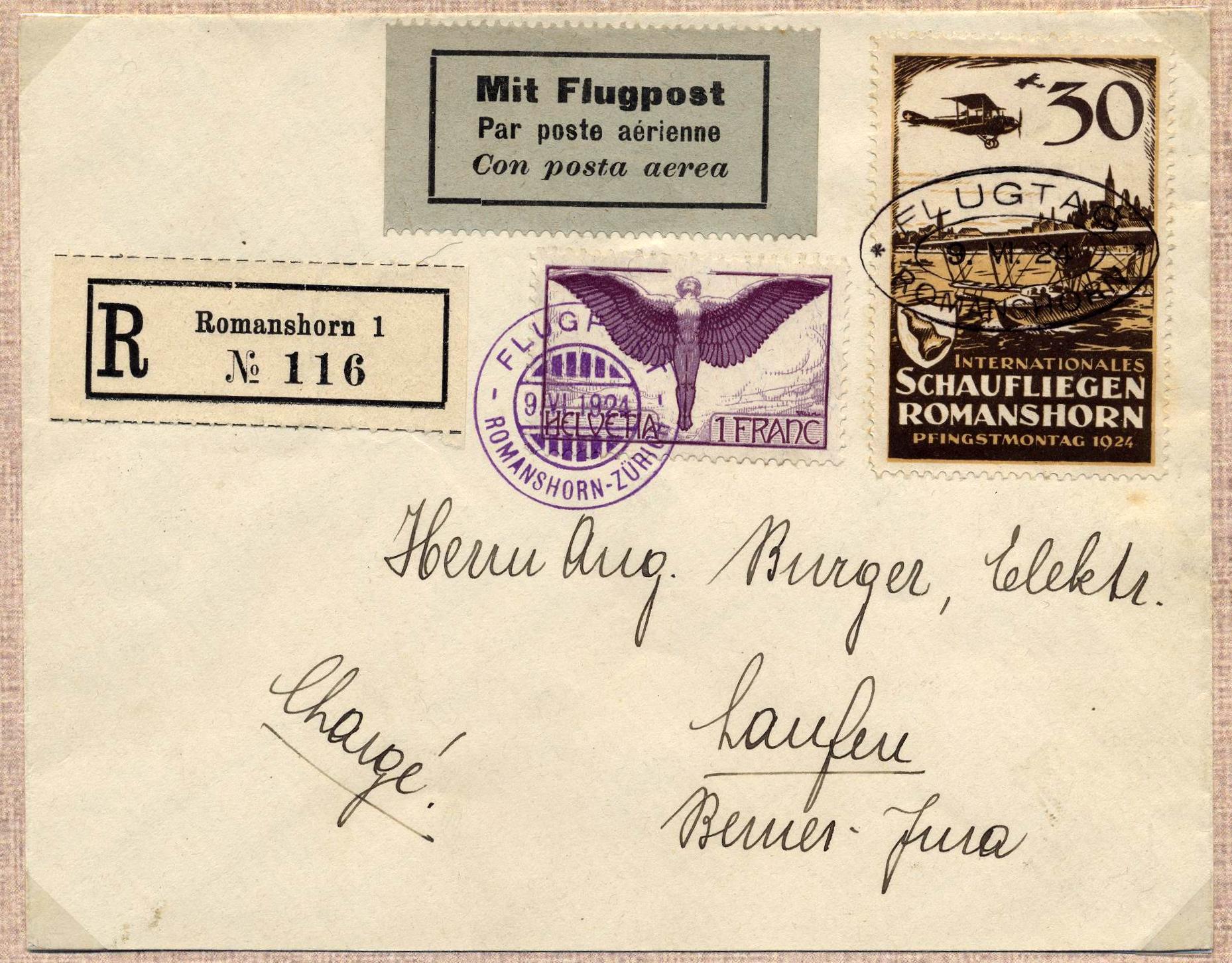 1924 Romanshorn