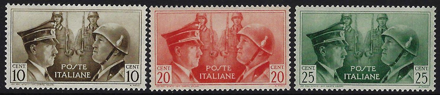 1941 - Asse - Non Emessi