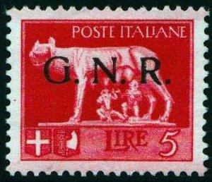 GNR Brescia - Sorani