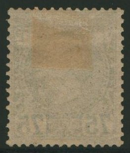 1885 Monaco Carlo III cent.75