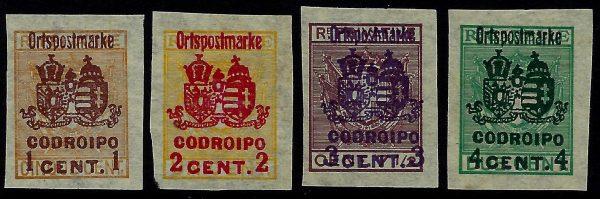 1918 - Occupazione del Friuli