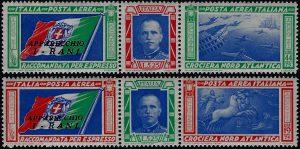 1933 - Trittici Balbo - MNH