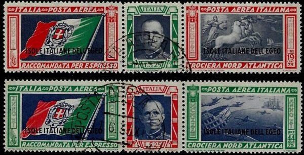 1933 - Balbo - Egeo Caffaz