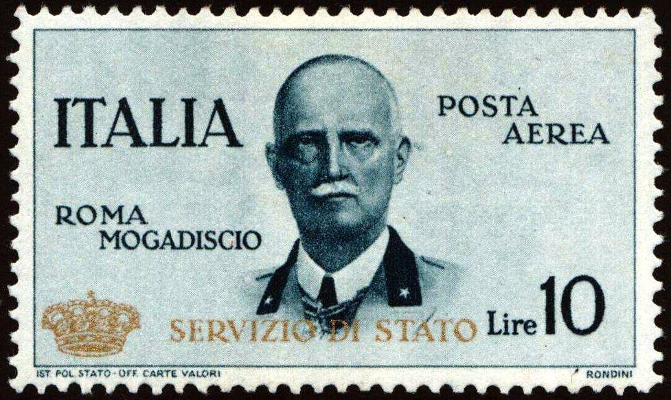 1934 Coroncina certificato Caffaz