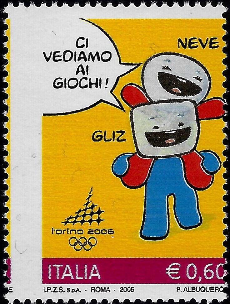 "2005 ""Torino 2006"" Varietà Ferrario"
