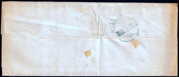 1857 - Lettera da Modena