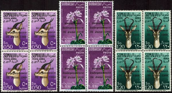 1960 - Somalia indipendente
