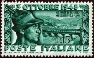 1948 Ponte di Bassano MNH
