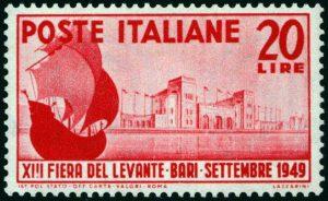 1949 Fiera di Bari - MNH