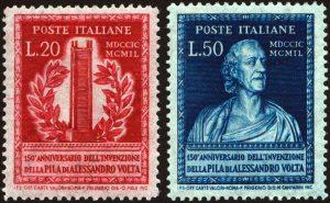 1949 Alessandro Volta MNH
