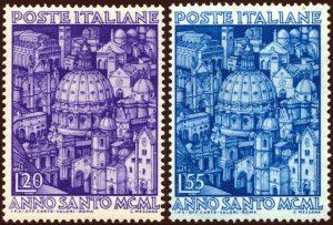 1950 Anno Santo MNH
