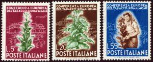 1950 Tabacco nuovi MNH