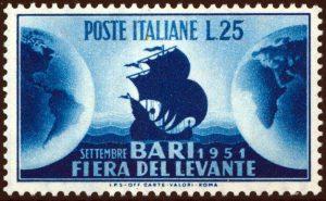 1951 Fiera di Bari nuovo MNH