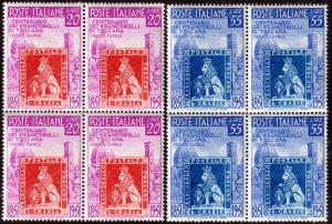 1951 Toscana quartina MNH