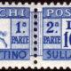 1954 Cavallino MNH Colla