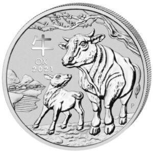 Australia 2021 1 $ argento 1 oncia