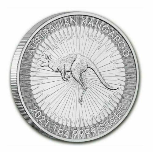 Australia2021 canguro argento oncia