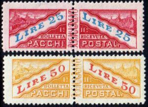 1946 Pacchi Postali (MNH) nn.31/32
