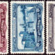 1927 - Ara dei Volontari nuovi (MNH) nn.134/136
