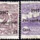 1917 Pro combattenti MNH nn.51/52 Bolaffi