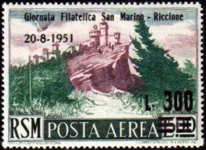 1951 3^ Giornata Filatelica - nuovo (MNH) A.98