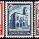 1932 Palezzetto MNH - Sassone nn.159/163 Diena