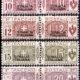 1926 Somalia Pacchi Postali MNH nn.50/53