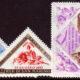 1952 Giornata Filatelica MNH nn.103/108