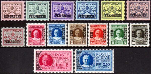 1931 Pacchi Postali MNH