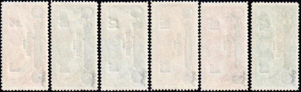 1933 ZEPPELIN (MNH) Caffaz