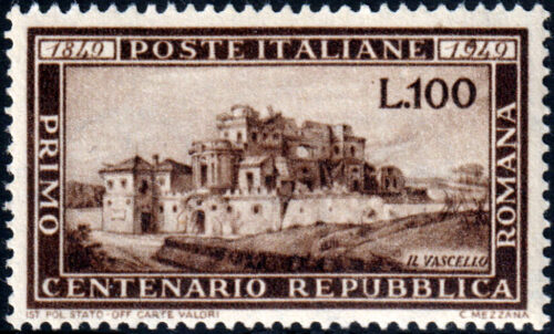 1949 - Romana MNG centratissima